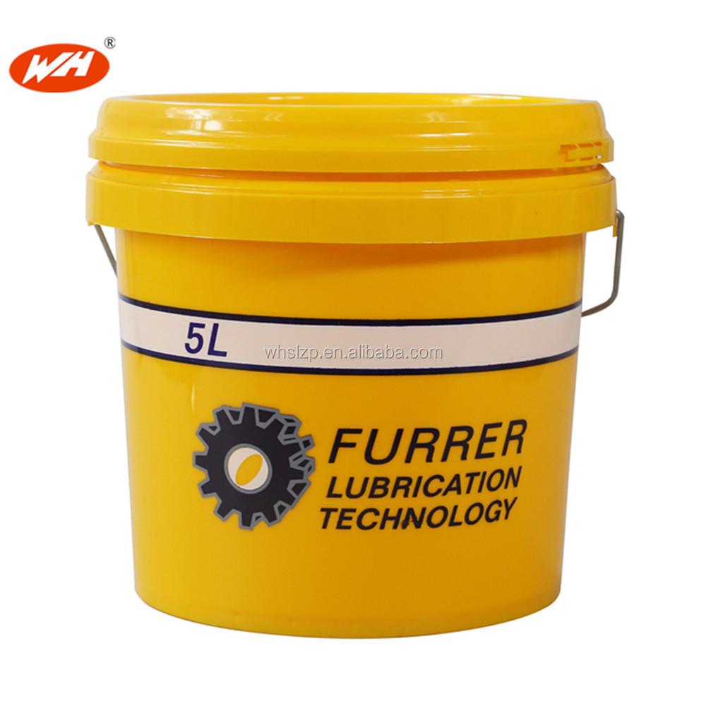 13 Liter Pp Round Plastic Bucket Barrel Pail Buy 13 Liter Plastic Pail Round Bucket With