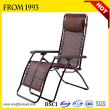 OEM Indoor Adjustable Cheap Folding Sun Deck Chair Outdoor Deck Chair