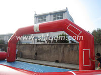 Latest Inflatable Arch Sports Events Decoration Entrance Arch Recyclable
