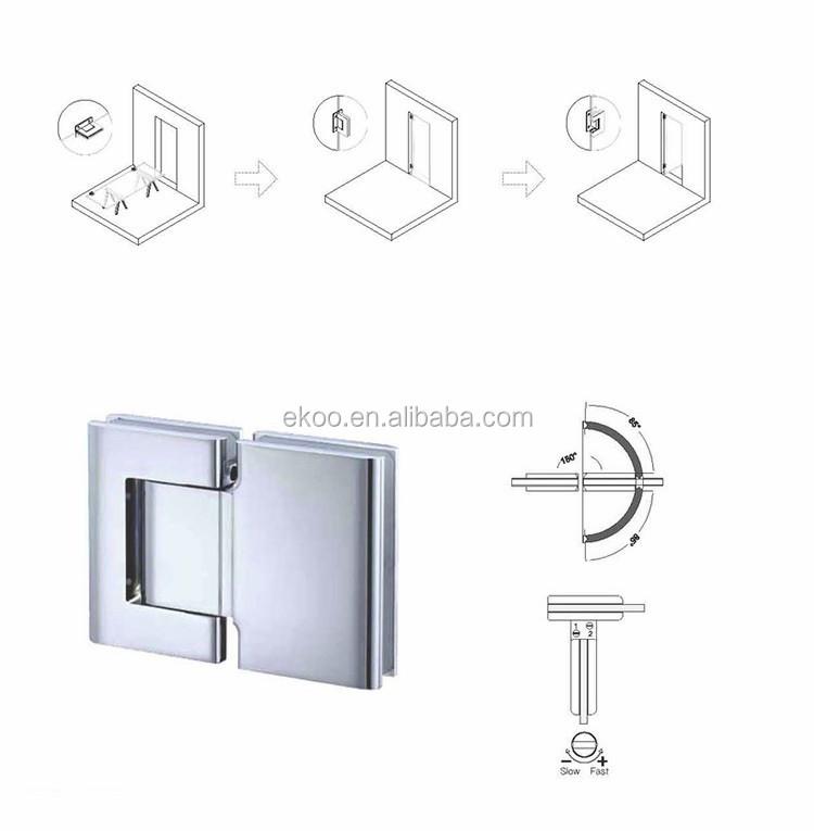 180 degree door hinges glass to glass hinge quick install for 180 degree door