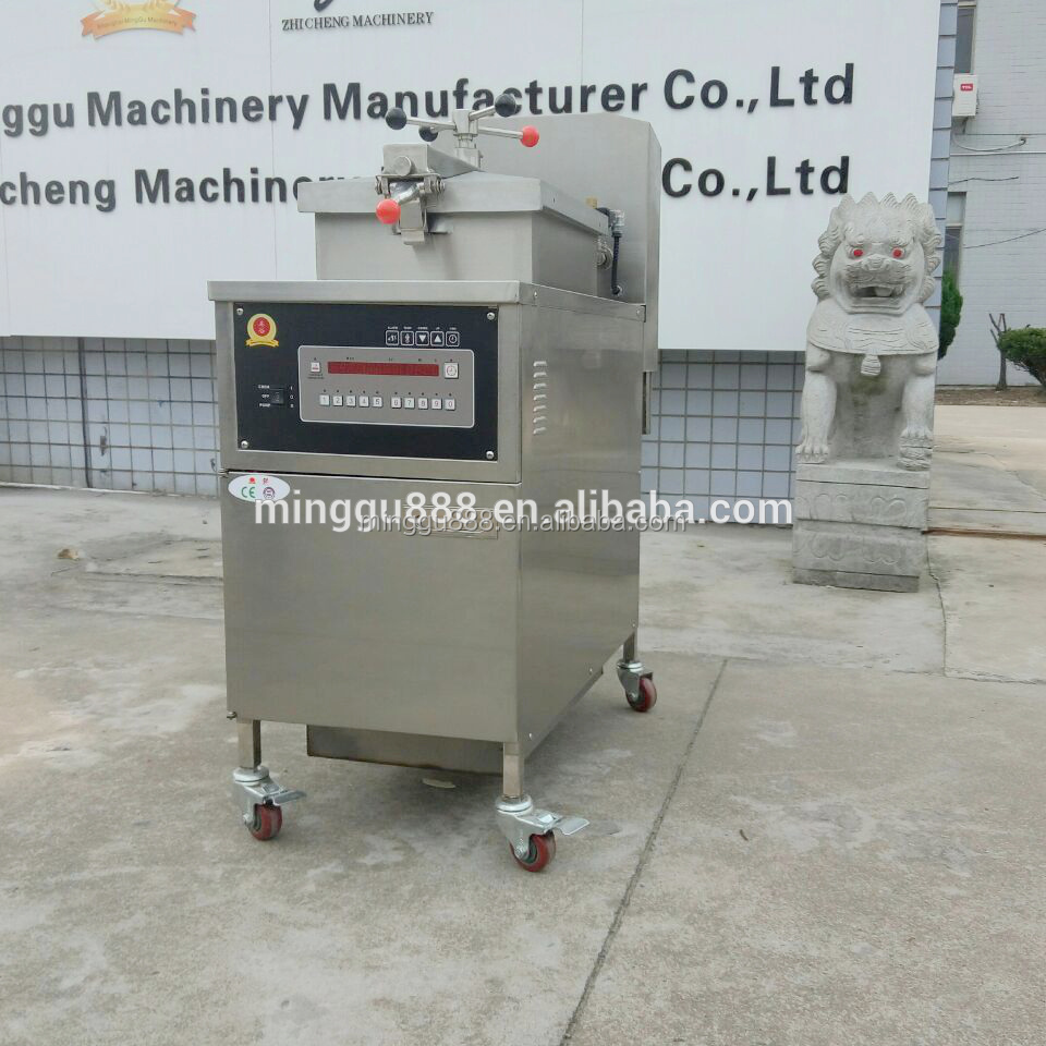 used chicken pressure fryers broaster, kfc chicken fryer broast machine, professional fryer supply
