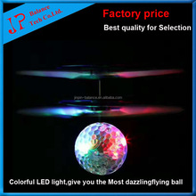 Mini Flying RC Ball Flashing Light Aircraft Helicopter infrared controlled Inductive LED flying ball