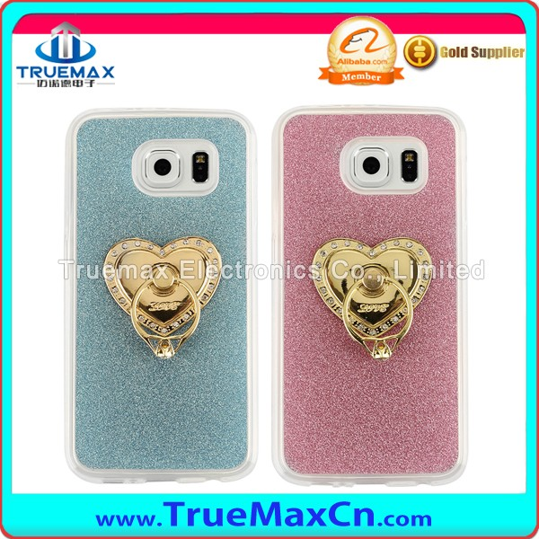 New Arrival Alibaba Wholesale Cell Phone Case for Samsung Galaxy Note 7 Ring Buckle TPU Case