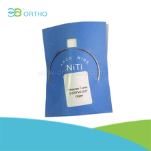 3B Orthodontic product wires Natural form Niti Reverse Curve Archwires
