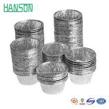 Food service aluminum foil container with Lid