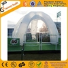 Commercial camping inflatable tent air dome clear party tent F4051