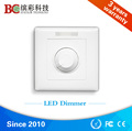 DC 12 volt single color one channel 10A wireless wall light switch