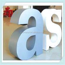 Green 2016 hot sale PVC material PVC sign board for 3d sign letter, building mold,sign board making