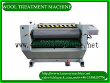 combing machine for sheep wool exported to Australia