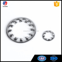 High Pressure Stainless Steel Internal Teeth Lock Washer
