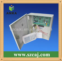 safeguard anti-theft fire detection and alarm system