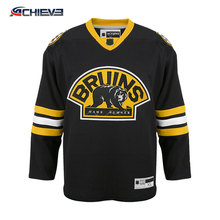 American popular hockey jersey team hockey set.