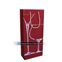 2015 new products insulated wine bag