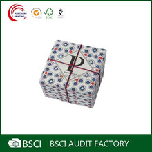 China supplier cheap Custom paper square soap box