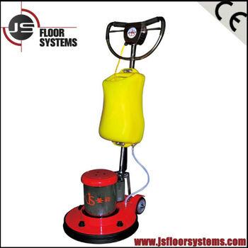 Js 175c concrete floor cleaning machine buy concrete for Industrial concrete floor cleaning machines