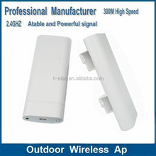 300mbps 2.4ghz high power wireless outdoor cpe