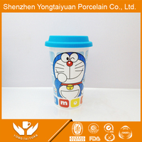 China supplier wholesale customized m&m coffee mug