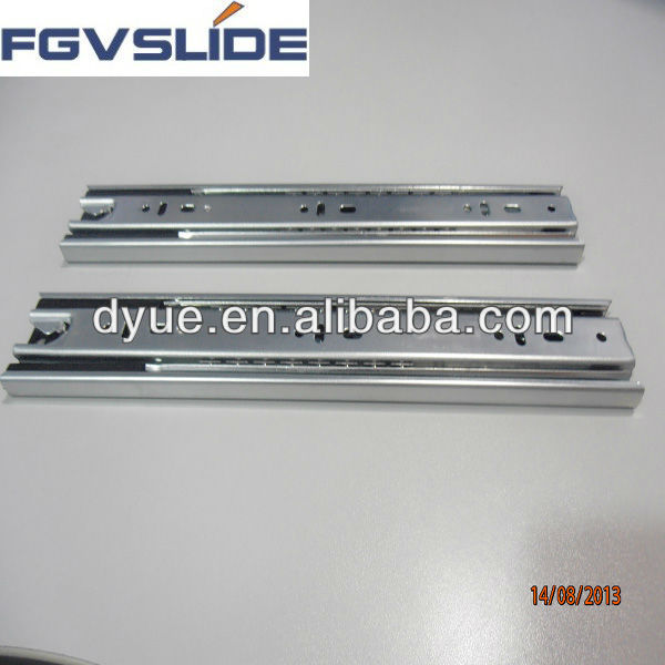 auto close drawer slide guide