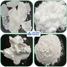 Lump/Powder Potash Alum/Aluminium Potassium Sulphate for water treatment