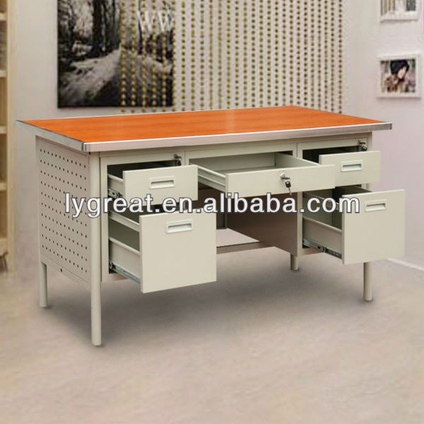 Best selling stainless steel office desk/table with high quality
