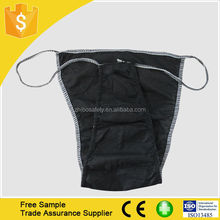 Adults Age Group and G-String Panties Type Disposable Ladies' Panties