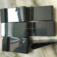 { Factory Supply } YH-CS003 Popular 3k Carbon Fiber Money Clip