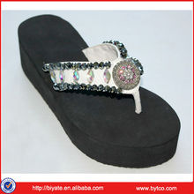 2013 Women Nude Beach Slippers Flip Flop Promotional