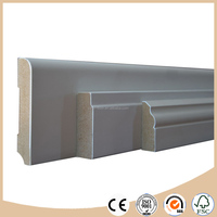 wall protection baseboard