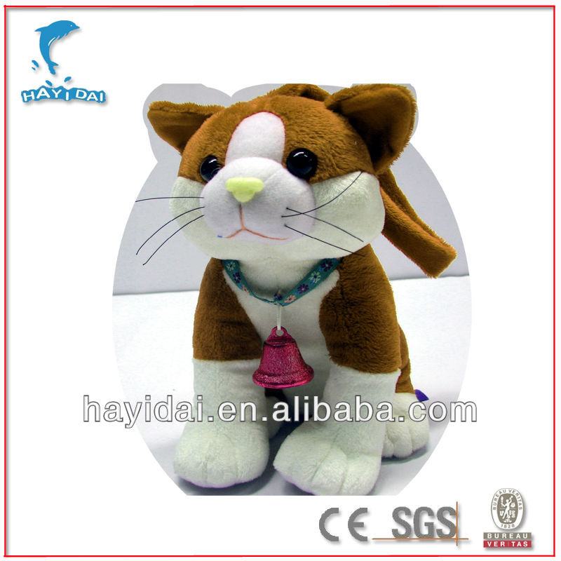 wind up cat baby toy