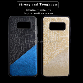 DFIFAN New arrival products leather mobile phone Case for Samsung Galaxy S8 s8 plus for samsung galaxy s8 case