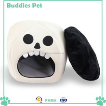 Removable Cushion White Specter Little Dog House