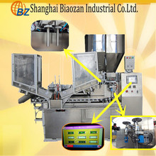 BZ-100 Automatic plastic tube filling and sealing machine