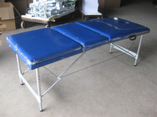 Portable thai massage table/Aluminum ayurveda massage table CY-C112