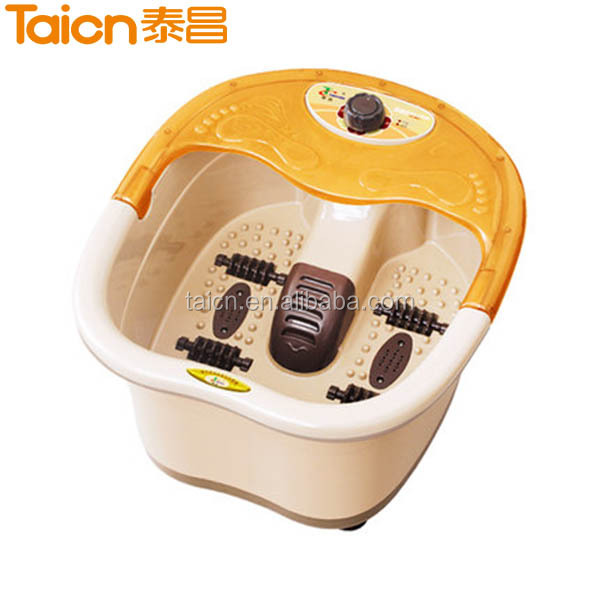 motorized roller water foot massage tub tc-3032
