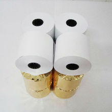 Custom cheap hight quality printed lottery ticket paper rolls movie ticket in factory