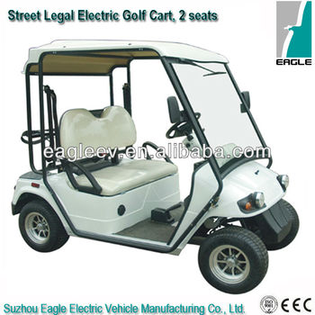 EEC 2 seater electric car , EG2028KR