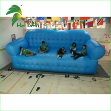 2015 Giant Inflatable Sofa / Furniture for Advertising Decoration With Bounce 0.4mm pvc