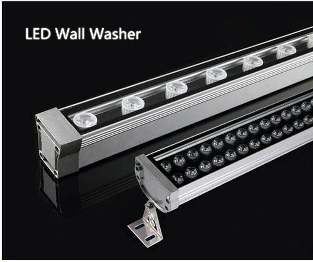 6 watt led wall washer au enleuchten wand lineare lampe. Black Bedroom Furniture Sets. Home Design Ideas