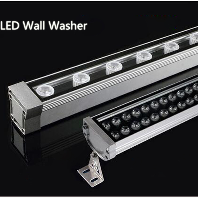6W LED Wall Washer outdoor lights wall linear lamp floodlight 30cm wallwasher