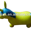Jumping Animal Toy In Inflatable Animal