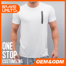 New product 100 percent cotton t shirts from china supplier white t-shirt