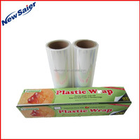 packaging pe cling film for food wrap meat film