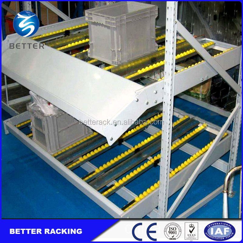 High Quality Assembly Line or Warehouse Live Storage Carton Flow Rack for Sale