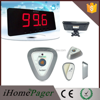 Wireless Restaurant Pager Electronic Server Buzzer System