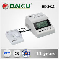 Baku Excellent Quality Comfortable Design Long Life Time Digital Multimeter With Large Lcd