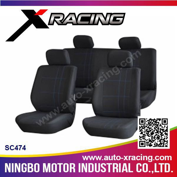 XRACING SC474 auto xs seat covers,mesh car seat cover,car seat cover for mini One