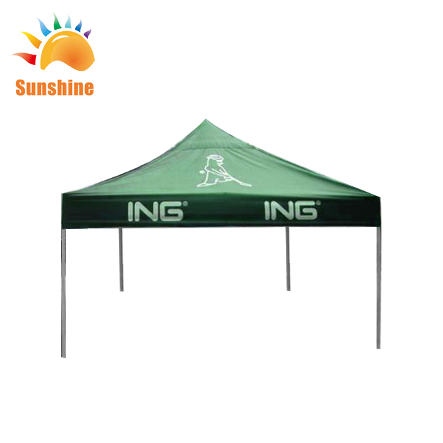 China heat transfer printing custom promotional advertising umbrella canopy tent <strong>10</strong> <strong>x</strong> <strong>10</strong> for outdoor event