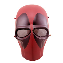 War game airsoft plastic terrorist halloween ghost skull face mask