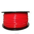 Dimensional Accuracy +/-0.02mm 2.2 LBS 1KG Spool China red 1.75 mm PLA 3D Filament for Most 3D Printer 3D Printing Pen