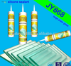 JY868 Construction usage silicone sealant adhesive for insulating glass